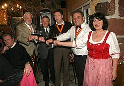 Collegium Vinum feiert den 330. Ordenstag