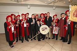 Ballvergnügen bei der Weinbruderschaft in Seligenstadt