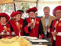 70. Weinfest an der Bergstraße